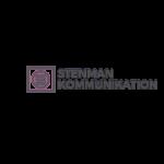 Stenman kommunikation logotyp